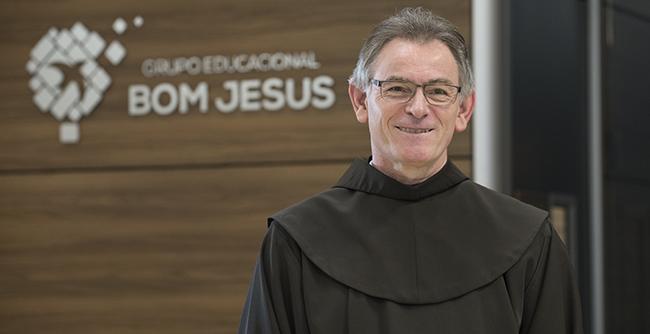 Por: Frei João Mannes, presidente do Grupo Educacional Bom Jesus