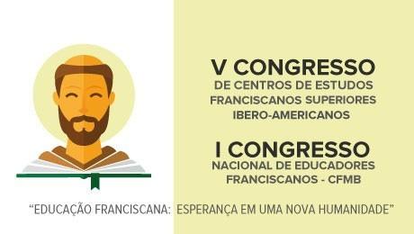 Doutor em Ciências da Educação, o colombiano frei Ernesto Londoño será um dos palestrantes do Congresso Franciscano.