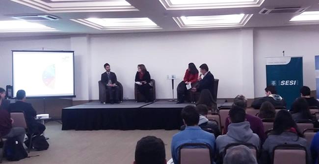 FAE São José participa de evento que debateu os Objetivos de Desenvolvimento Sustentável
