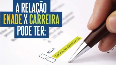 Exame ocorrerá no dia 23 de novembro. Seis cursos da FAE Centro e um da FAE São José dos Pinhais irão participar. Informe-se.