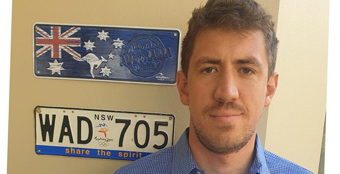 Aluno FAE recebe convalidação de seu diploma na Austrália