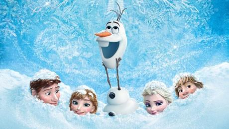 """Sucesso de bilheteria no cinema, """"Frozen - Uma aventura congelante"""" estreia adaptação no Teatro Bom Jesus, nos dias 30 e 31 de agosto."""