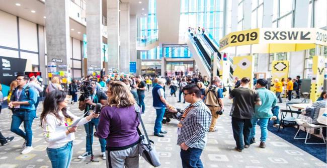 Experiência da professora Patricia Piana Presas no maior festival de inovação, criatividade e cultura do mundo.