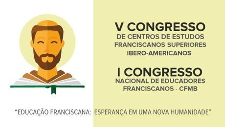 De 30 de novembro a 3 de dezembro, Curitiba (PR) será sede do Congresso Internacional Franciscano. Inscrições abertas.