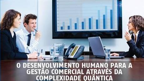 Nesta quinta-feira (08), às 19h30, na ACP, Osny Ramos explica a gestão comercial através da complexidade quântica. Entrada gratuita.