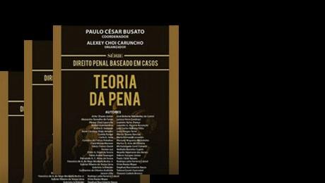 """No dia 13 de agosto, às 19h, ocorrerá o lançamento do terceiro título da série """"Direito Penal Baseado em Casos"""". Participe!"""