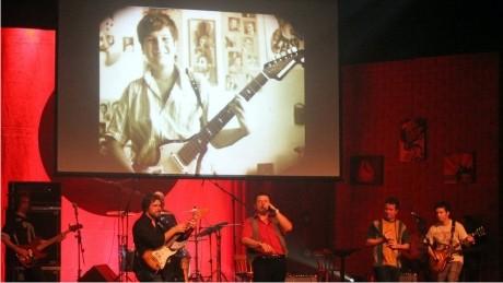 Músicos também lembraram melhores momentos de convivência com o guitarrista.
