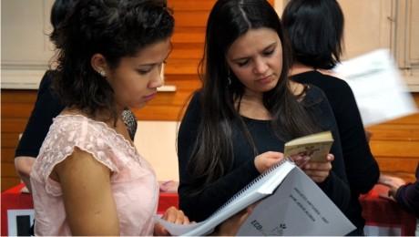 Oficina e palestras retratam as diversas oportunidades de carreira