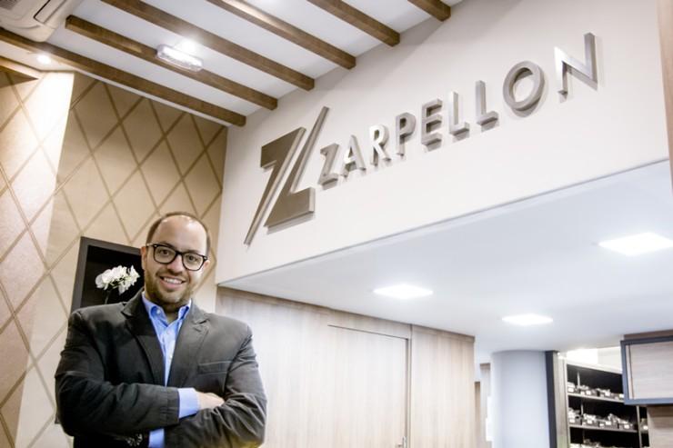 Guilherme Zarpellon, empreendedor e ex-aluno da FAE.