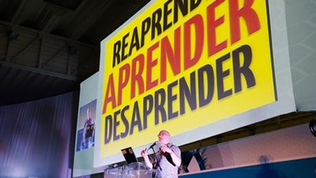 Silvio Meira fala sobre Tecnologia do futuro na 13.ª Feira de Gestão da FAE.