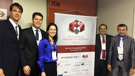 Torneio de Arbitragem Empresarial reuniu mais de 40 times acadêmicos de todo o Brasil