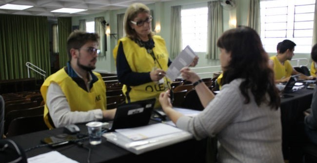 Instituição realizou um mutirão de serviços gratuitos à comunidade na cidade centenária
