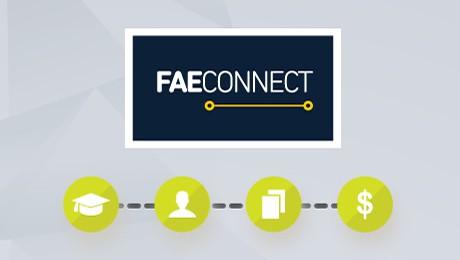 FAE inova e lança aplicativo para dispositivos android e iOS.