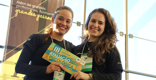 Evento promovido pelo Conselho Regional de Psicologia do Paraná em parceria com a FAE movimentou especialistas, pesquisadores e estudantes da área