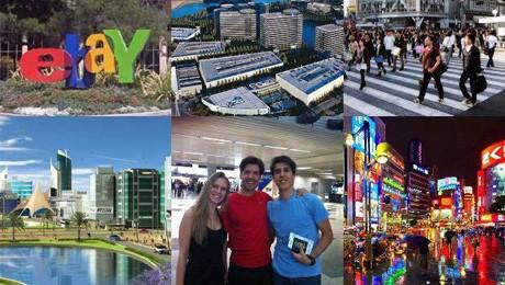 Alunos do MEP realizam viagem internacional com foco nos negócios e nas inovações tecnológicas americanas e japonesas.