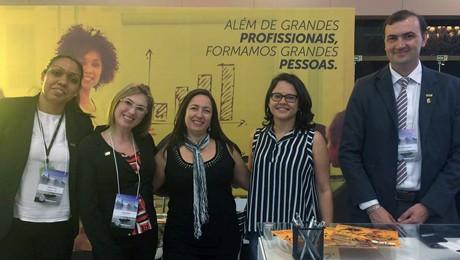 FAE participa do maior evento do ensino de graduação em Administração da América Latina.