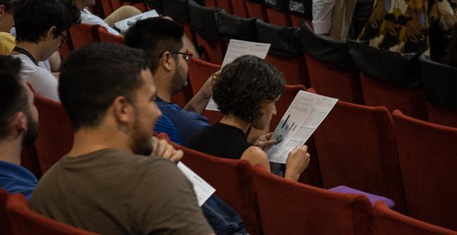 Curso de Ciências Econômicas da FAE promoveu eventos para auxiliar a comunidade sobre educação financeira