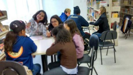 Curso de Pedagogia fecha parceria com Prefeitura e inicia atividades no Programa Comunidade Escola.