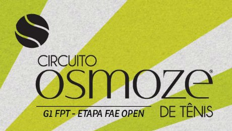 Competição válida pelo ranking oficial da FPT começa hoje, na Viva Esporte Academia.
