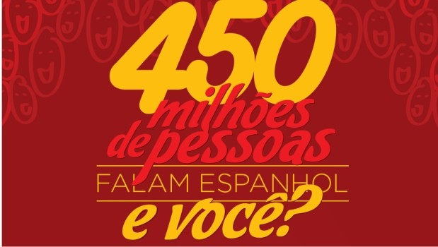 Comunidade acadêmica da FAE tem 15% de desconto no valor total dos cursos de espanhol.