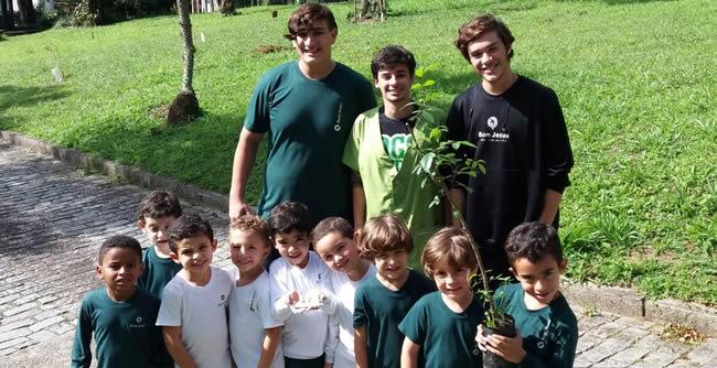 Ações de conscientização movimentaram FAE e Colégio Bom Jesus no mês de junho
