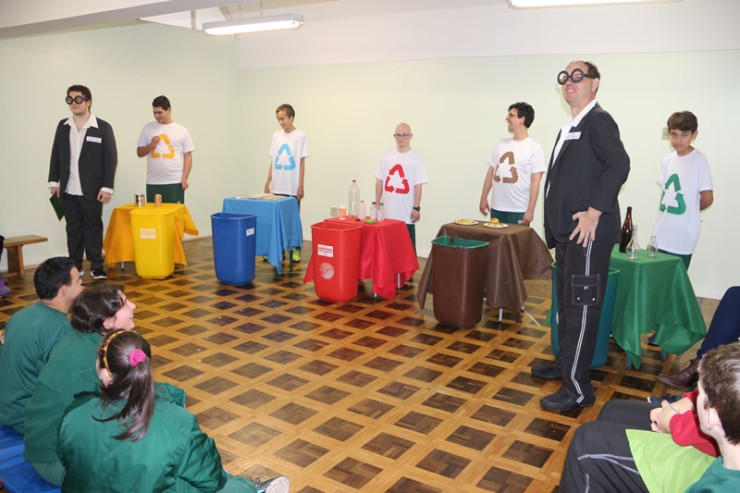 Bom Jesus Escola Especial, em Campo Largo (PR)