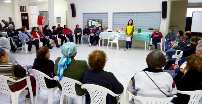 Alunos da FAE realizam atividades preparatórias para o voluntariado, no mês de julho, em Rondônia