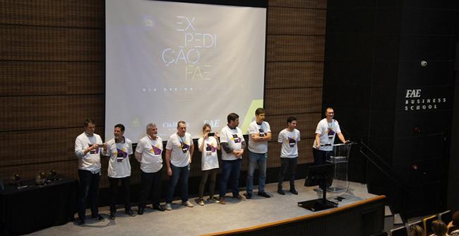 Última etapa do desafio contou com mais de 10 equipes