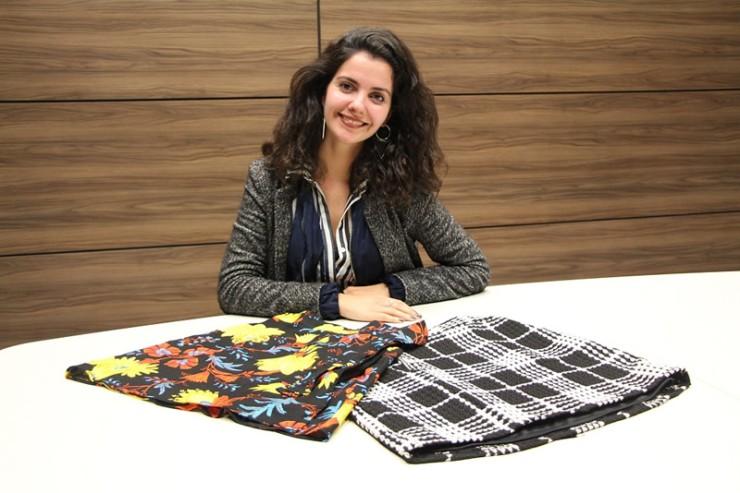 Mariana Corazza idealizou a Adoro Saias, uma loja especializada nessa peça do guarda-roupa feminino