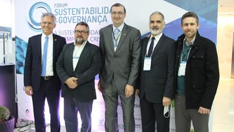 FAE participou de um dos principais eventos sobre o tema no Brasil