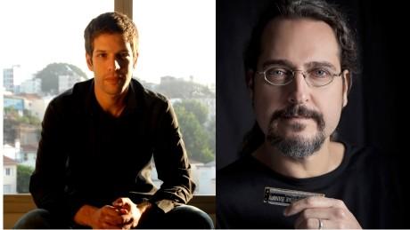 Ari Borger e Flávio Guimarães voltam aos palcos do Teatro Bom Jesus, no dia 21 de dezembro, às 20h30.