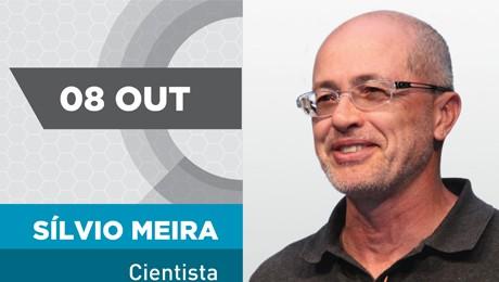 Sílvio Meira, cientista e fundador do C.E.S.A.R, será o palestrante do segundo dia do evento, que ocorre de 7 a 9 de outubro.