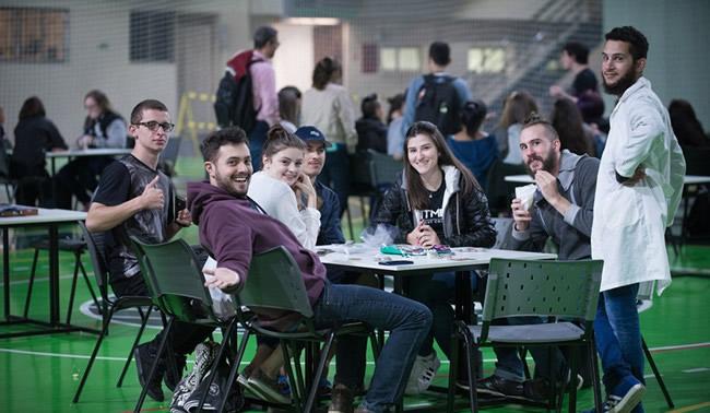Evento promoveu a interação entre os cursos de Arquitetura, Design e Publicidade
