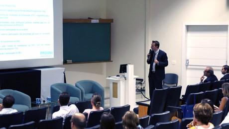 Evento realizado pelo MEC, em parceria com a FAE, reuniu estudantes e representantes de instituições de ensino superior.