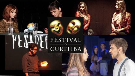 O Teatro Bom Jesus vai receber quatro das 30 peças da Mostra Oficial do Festival de Teatro de Curitiba. Confira!