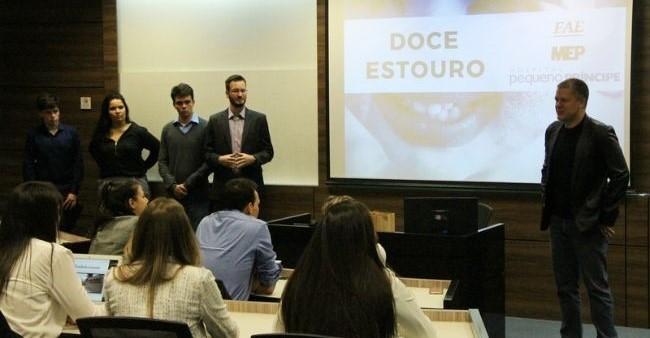 Estudantes do MEP criam empreendimentos em prol do hospital Pequeno Príncipe