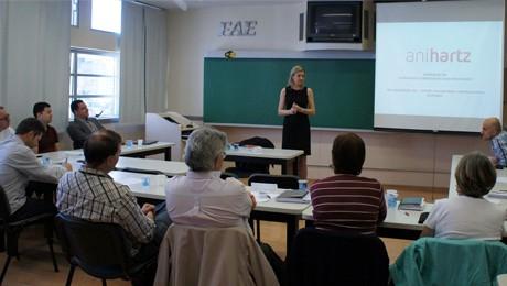 Coordenadores de Pós-Graduação iniciam estudos de casos de empresas brasileiras.