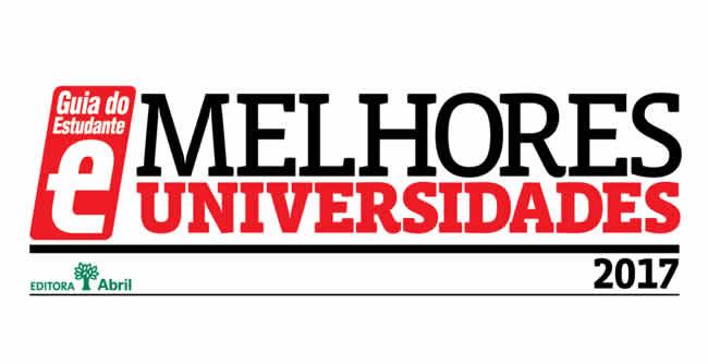 Graduações recebem estrelas de qualidade do Guia do Estudante da Editora Abril
