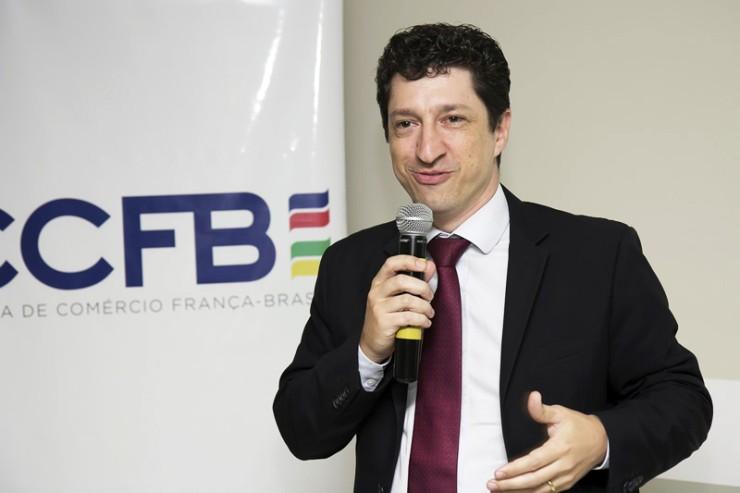 Bruno Maciel, diretor da PwC Brasil.
