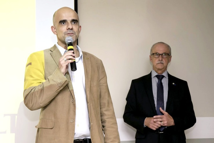 José Vicente Bandeira de Mello Cordeiro, diretor de Pós-graduação da FAE.
