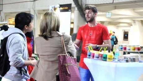 Evento foi vitrine para exposição profissional de alunos e ex-alunos da FAE