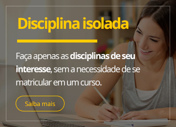 Disciplina isolada teste