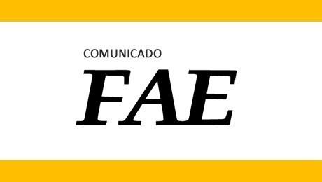 Confira o calendário acadêmico da FAE
