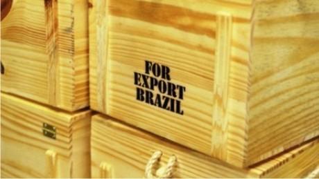 Instituição celebra sucesso de empresa participante do Projeto 1.ª Exportação.
