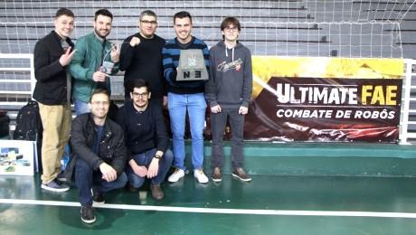 Equipe N3 venceu todas as batalhas e conquistou o título da competição