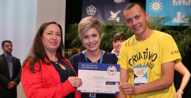 Premiação estadual está alinhada com os Objetivos de Desenvolvimento Sustentável da ONU