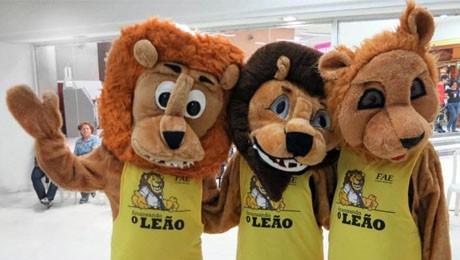 Projeto Amansando o Leão, promovido pela instituição, atenderá gratuitamente a população neste fim de semana, no Shopping Cidade.