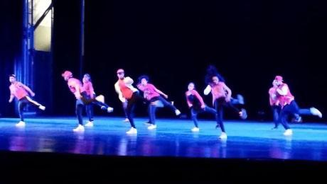 Grupo de dança encerrou o 32º Festival de Dança de Curitiba.