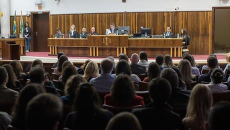 """Parceria entre FAE e UTP reviveu a obra """"Otelo"""" no Tribunal do Júri"""