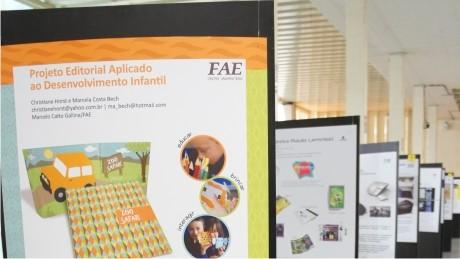 Exposição itinerante conta com a participação de várias IES do Paraná.